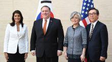 US enlists UN to keep sanctions pressure on NKorea