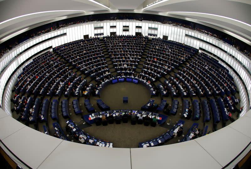 Macron va demander la reprise des sessions du Parlement européen à Strasbourg