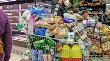 Algunos supermercados de Madrid dispararon sus ventas un 145% por el coronavirus