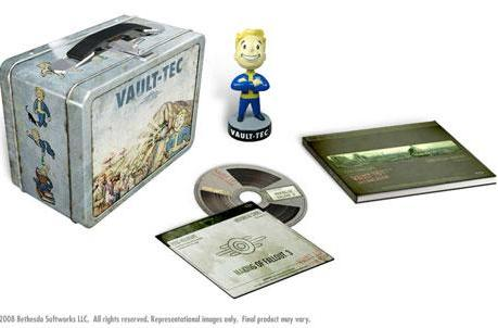 Fallout 3 Collector's Edition gets visualized