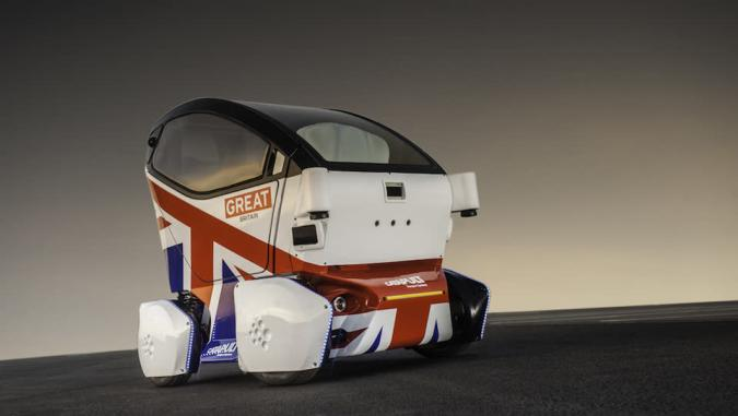 UK sets the rules of the road for driverless car tests