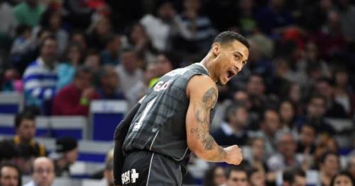 Basket - Liga - Liga : Andrew Albicy domine Edwin Jackson