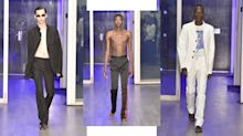Wales Bonner threw hierarchy out the window for her sensual SS18 show