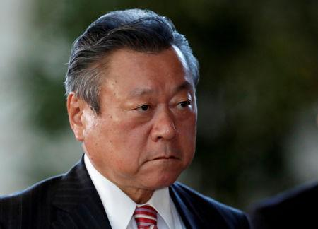 Japan cybersecurity and Olympics minister: 'I've never used a computer'