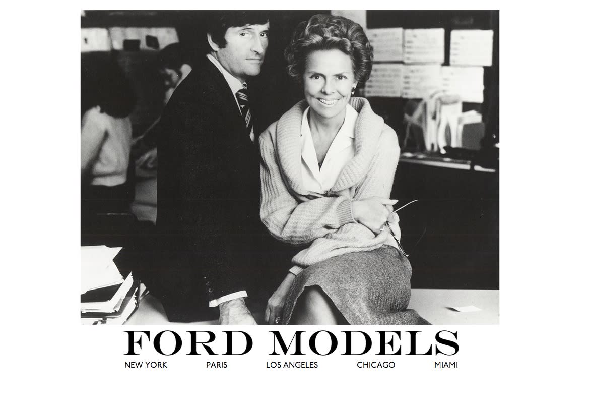 Ford Models Chicago >> Eileen Ford Founder Of Top Model Agency Dies At 92