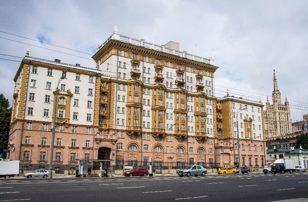The Usa Russian Embassy 31