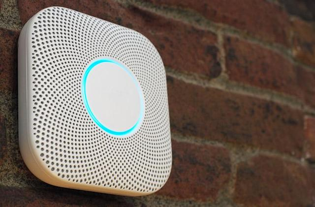 Nest's second-gen Protect is better at detecting fires