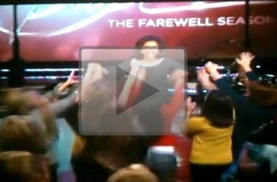Watch Oprah give Kinect to her entire audience ... and the hysteria that ensues