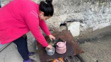 """Conflit dans le Haut-Karabakh : """"Nous avons peur, nous restons ici, nous écoutons la sirène et tomber les bombes"""""""