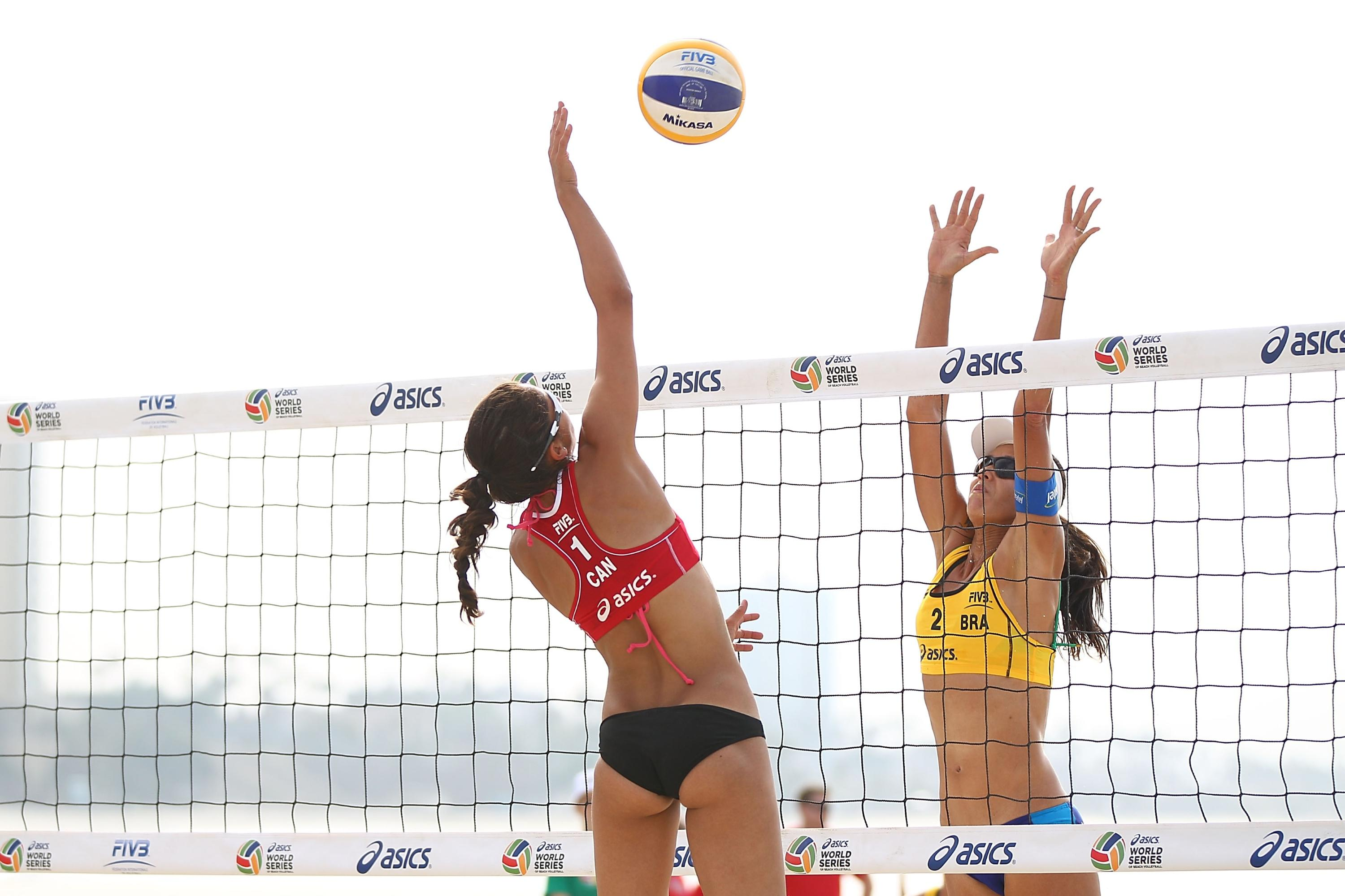 Why Do Female Beach Volleyball Players Wear Bikinis