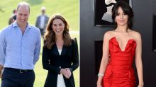 Kate Middleton and Prince William Respond After Camila Cabello Steals Pencil from Kensington Palace