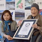 World's Oldest Man, Who Ate Sweets and Lived at a Hot Spring, Has Died in Japan at Age 113