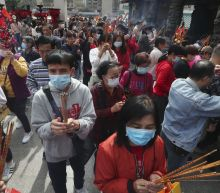 New virus mutes Lunar New Year mood in Asia