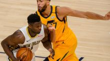 After beating Pelicans Tuesday at Vivint Arena, Utah Jazz now prepare for … the Pelicans Thursday at Vivint