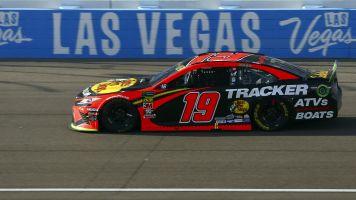 Martin Truex wins playoff opener at Las Vegas