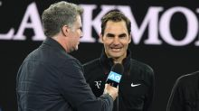Roger Federer, the man of eight languages