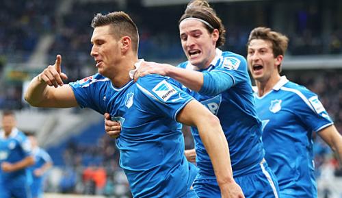 Bundesliga: Süle und Rudy wollen Hoffenheim in die CL führen