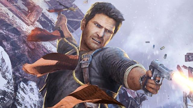 'Uncharted' movie has a release date, might really happen this time