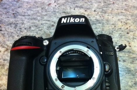 Nikon D600 pictures leak, offers full-frame snapping at a crop-frame price