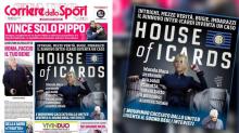 Wanda Nara vs Beppe Marotta: Terremoto en el Inter