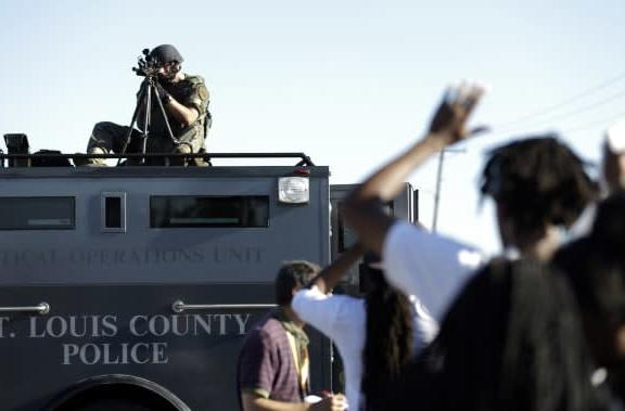 Before #Ferguson, Michael Brown's death was already a topic on Twitter