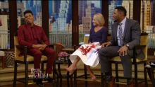 'Empire' Star Bashfully Admits Celebrity Crush