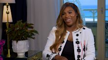 Serena Williams on the one thing that's better than 23 grand slams