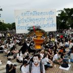 Rival Thai protests raise fears of return to violence