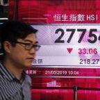 Global markets gain on Huawei grace period