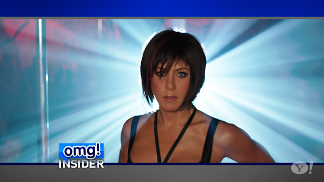 Jennifer Aniston Stands Out in 'We're The Millers!'