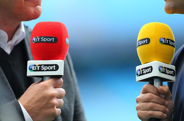 BT to start charging TV subscribers for BT Sport