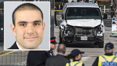 Attack suspect's 'cryptic Facebook message'