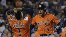 George Springer overcomes disastrous Game 1 to win World Series MVP