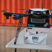 Domino's In New Zealand Just Announced They're Ready For Drone Delivery