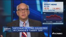 Canada's ketchup tariff will hurt food service businesses...