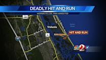 Suspect arrested in deadly hit-and-run