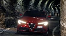 Alfa Romeo Stelvio review – we drive an early pre-production car on the famous road that shares its name