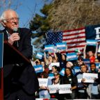 Sanders and Bloomberg rise, Biden falls, with sharp shifts in views of electability