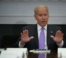 Biden still has a higher average approval rating than Trump ever did, but warning signs abound