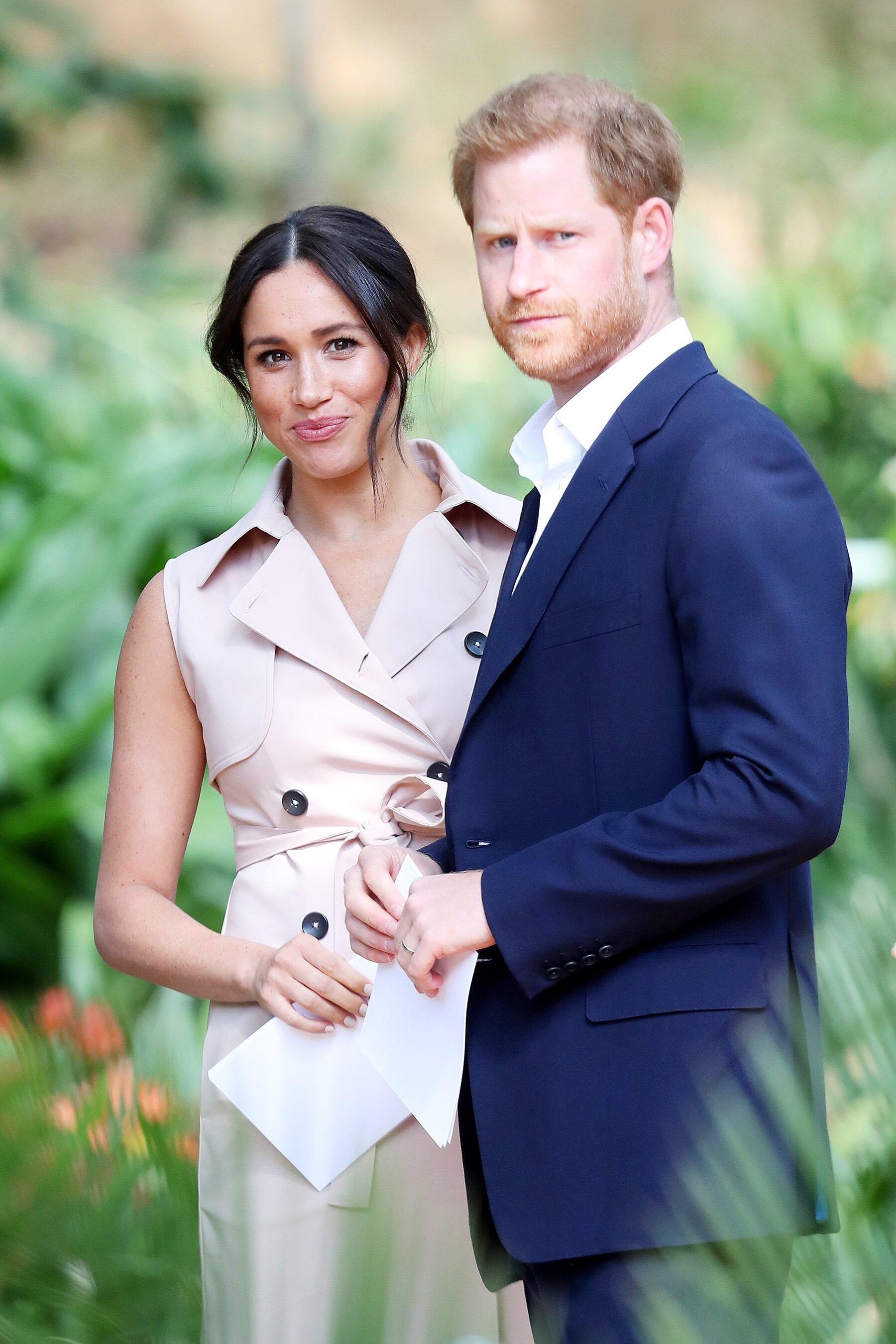 Meghan Markle and Prince Harry Announce They Will...