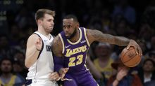 LeBron vs. Luka highlights reported Christmas slate