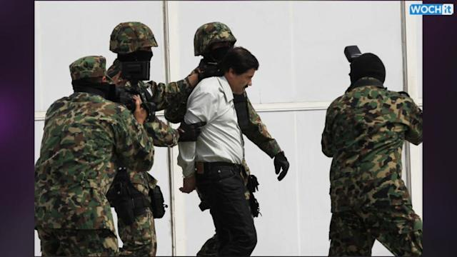 'Free El Chapo': Mexicans March For Jailed Drug Lord