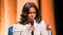 """Michelle Obama con una """"leve depresión"""" por la pandemia y la """"hipocresía"""" de Trump"""