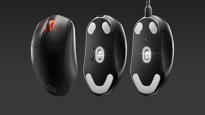 SteelSeries Prime Mini mouse