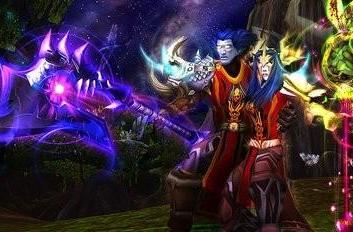 Wyndforge releases new WoW character art