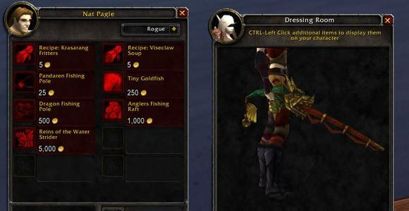 Mists of Pandaria Beta: The Anglers offer fabulous rewards to feisty fisherfolk