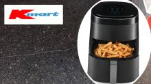 Kmart shopper's air fryer 'warning' after 'nightmare' incident