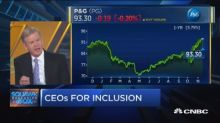 P&G CEO David Taylor and PWC US chairman on diversity