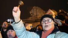 Tausende Ungarn protestieren gegen neues Arbeitsgesetz der Regierung Orban
