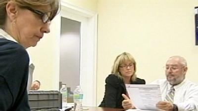After Delays, Palm Beach County Election Officials Work All Night
